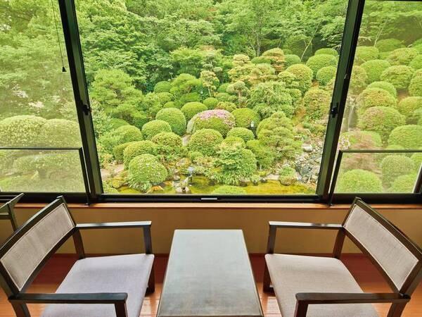 【和室/例】庭園を眺めながら時の流れを感じる客室
