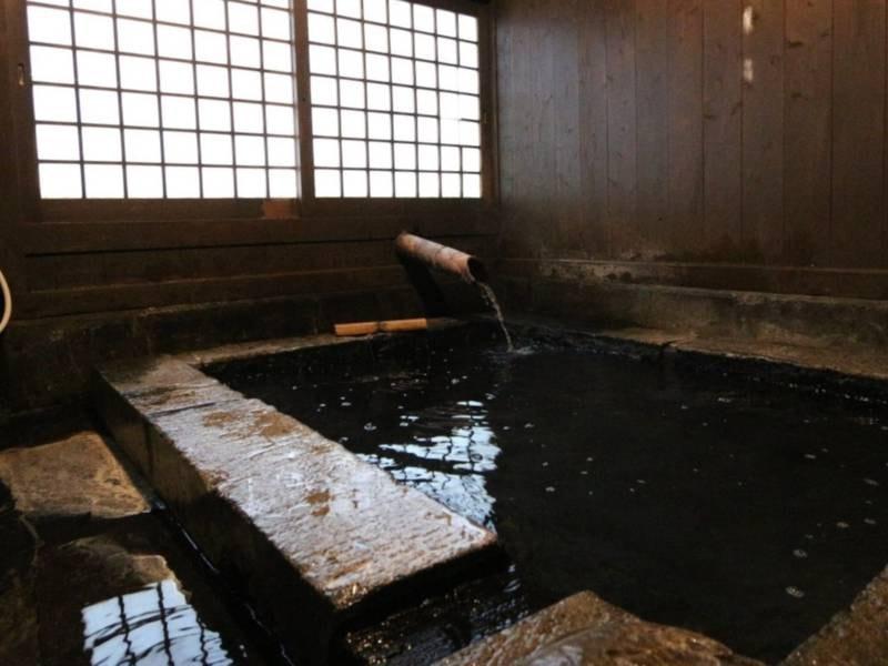 【浴場】別棟(湯小屋)