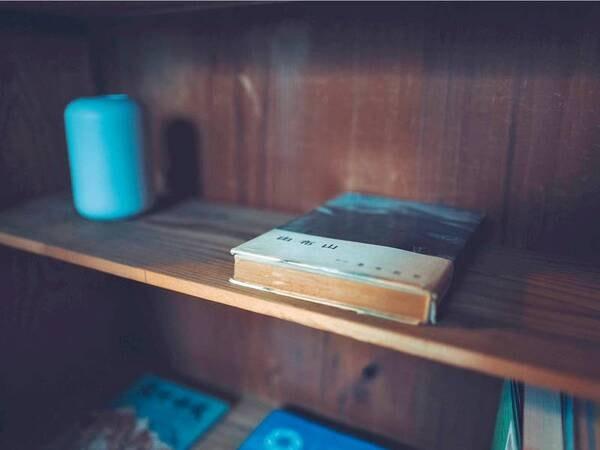 和洋室(文庫部屋)