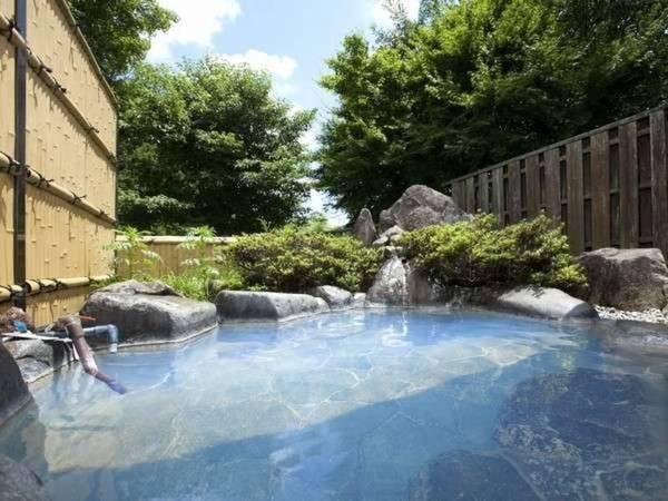 大浴場/露天風呂 神秘的な青い湯!