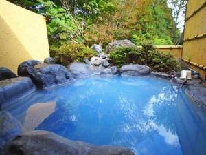 大浴場/露天風呂 青白いにごり湯が自慢で、数々の温泉雑誌や書籍・WEBサイトでも紹介されています。