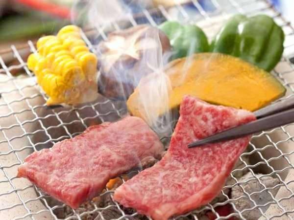 【料理一例】豊後牛炭火焼 プラン/一例