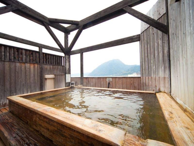 11階の露天風呂