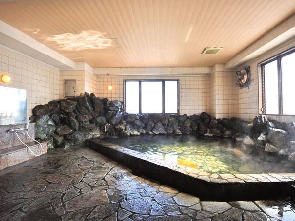 【浴場】岩風呂