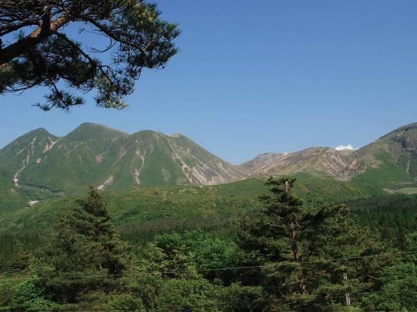 九重の登山拠点にも最適!大自然に囲まれ過ごす