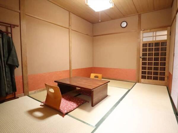 客室_和室6畳/例