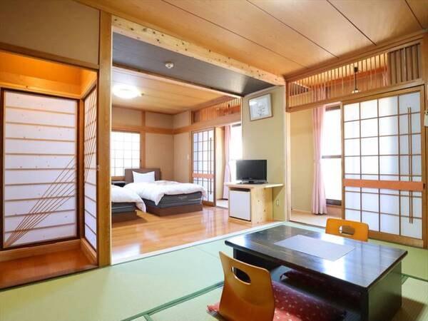 客室 和洋室14畳/例