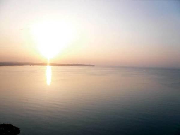 【海側指定】のお部屋からの眺望/例