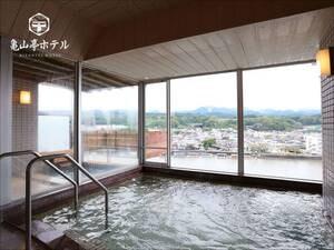 【ひなの湯】女性展望浴場