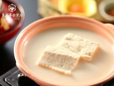 【朝食/例】豆乳豆腐