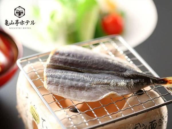 【朝食/例】焼き魚