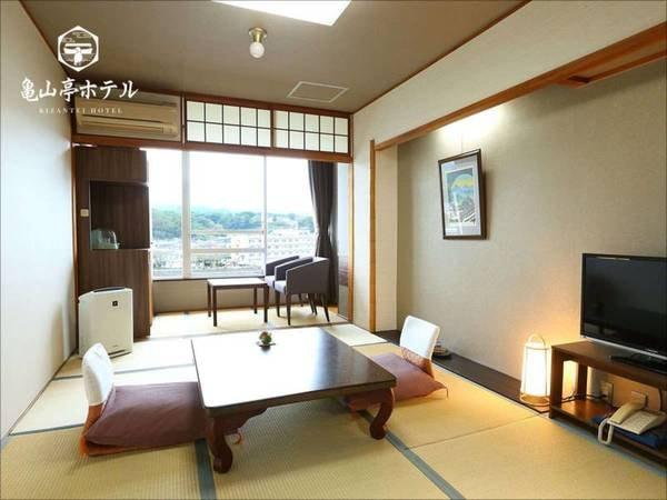 【高層階川側和室・8~10畳/例】