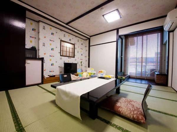 【お子様連れ限定】12畳和室 (禁煙) かわぃぃ和室 一例