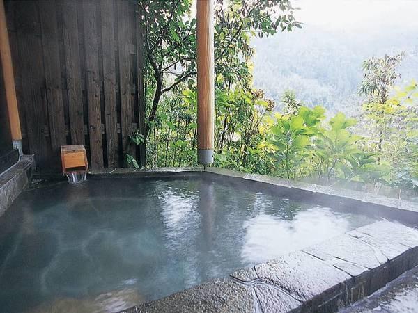 貸切風呂:瀬音の湯