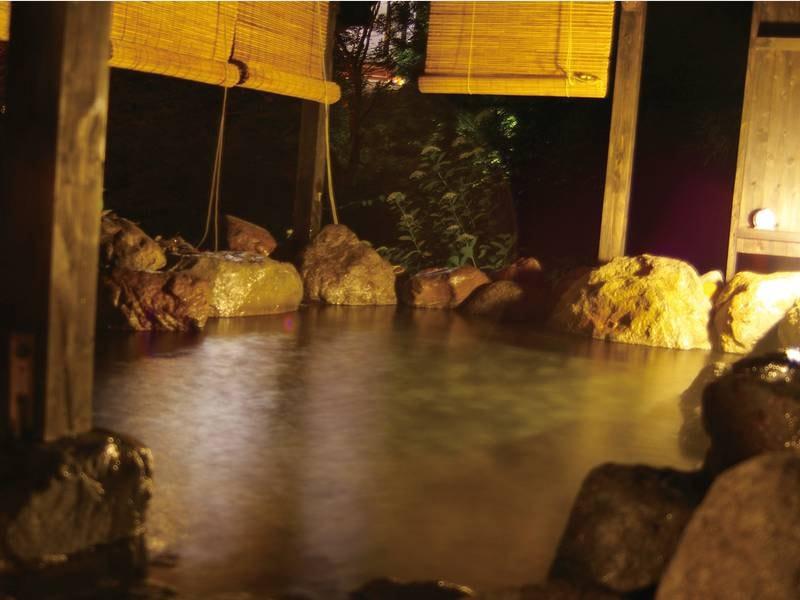 貸切風呂:高嶺の湯