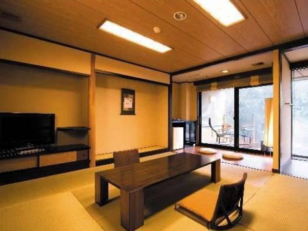 露天風呂付和室【和室8畳+18平米】/一例