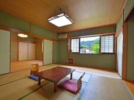 【本館】2間和室/20畳の広さでグループ旅行にもおすすめ