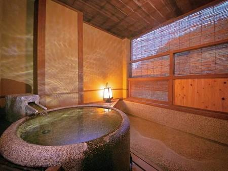 露天風呂付き客室(和室+ベッドルーム)/一例