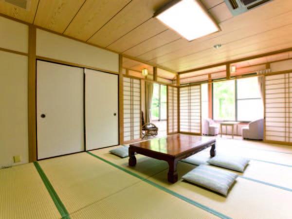 【和室/例】6~8畳の広さ