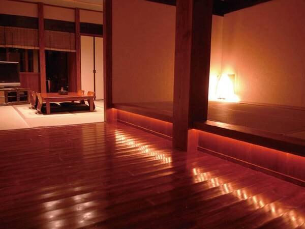 【禁煙】露天風呂付き客室/一例