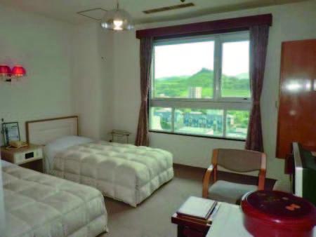 【客室/例】お得に宿泊できる山側ツインをご用意