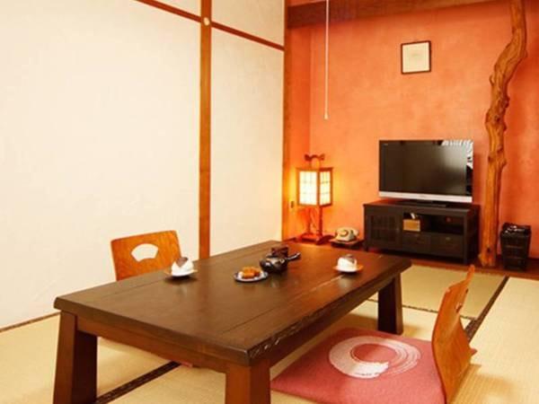 シンプルな和室6畳【禁煙】
