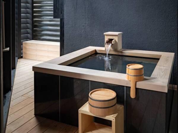 【SANA】露天風呂付客室 セミダブルツインルーム/例