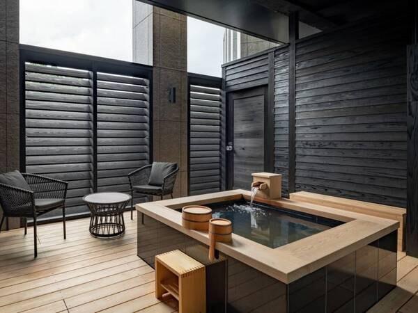 【SANA】露天風呂付客室 ロフトベッドルーム/例