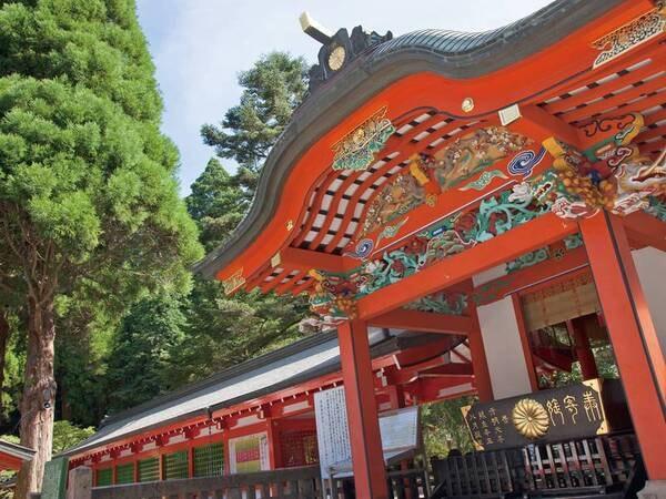 霧島神宮/例 南九州最大級のパワースポット!長寿祈願に訪れる方が多数!長生きへ感謝を込めてお参りにいってみてはいかがでしょう!