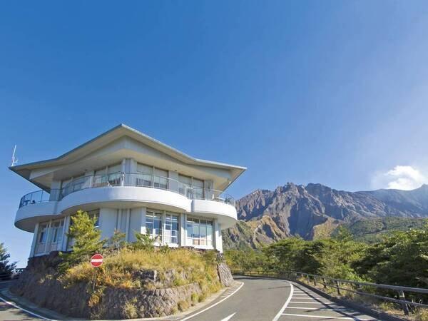 【湯之平展望所/車で約20分】山道を上った先にある展望所は標高373m!360度どこを見ても絶景