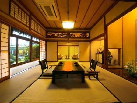 【和洋室】◆秀水◆-純和風庭園/一例
