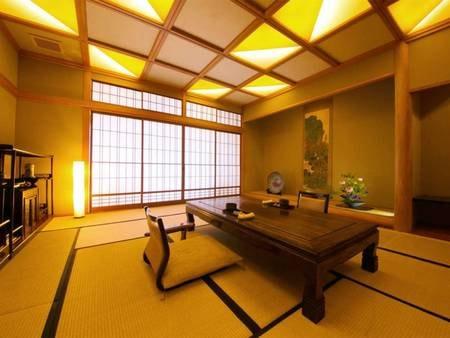 ◆黎明の棟◆和室12.5帖+ベッドルーム/一例