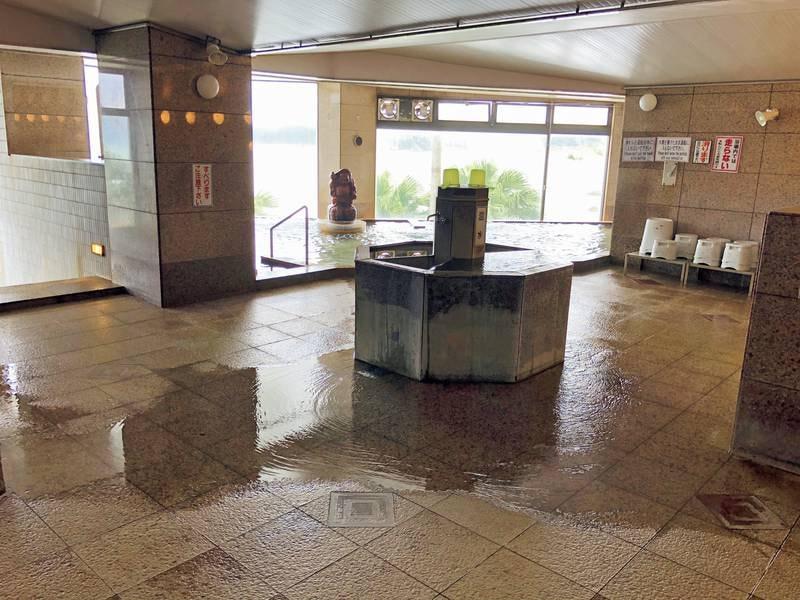 【大浴場 タラサの湯】