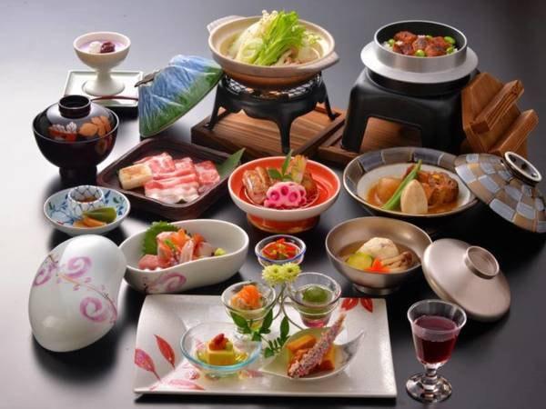 鹿児島の郷土料理「錦江」例