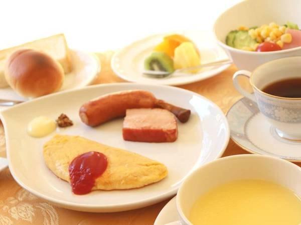 【洋朝食/一例】朝食は洋食・和食より選択いただけます
