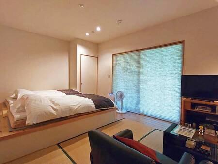 【Cタイプ客室/例】和を基調にデザインされたお部屋