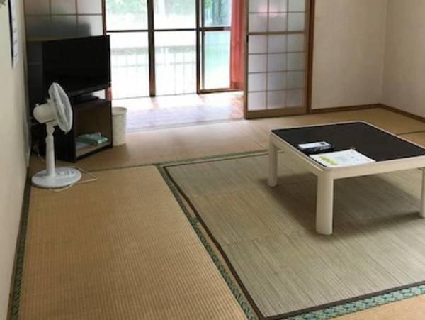 温泉付き離れ和室(6~12畳・トイレ付)/例