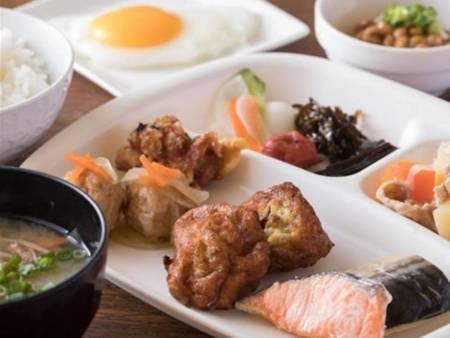【朝食/例】和食メニューも充実!