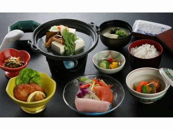 選べる朝食和定食/一例