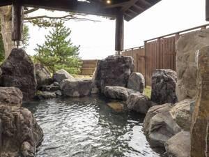【貸切風呂/亀岩の湯】