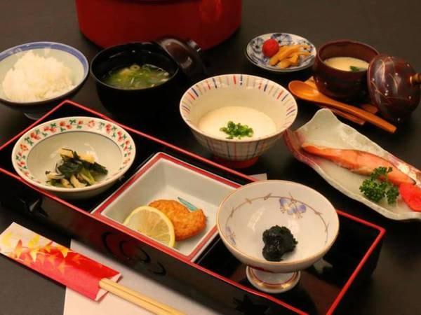 【和朝食/例】
