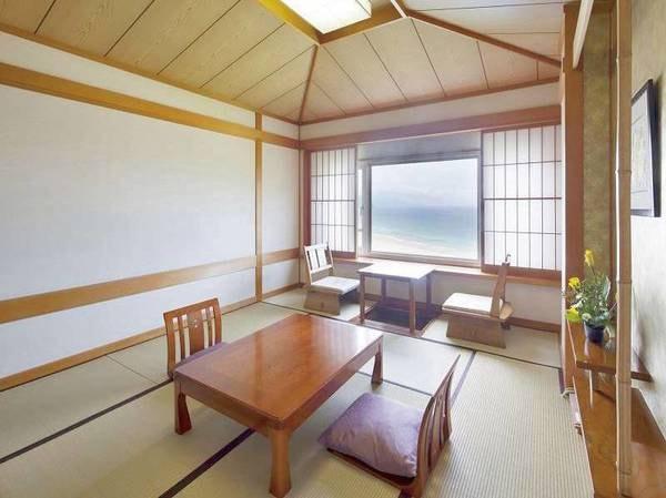 禁煙 本館海側和室10畳一例