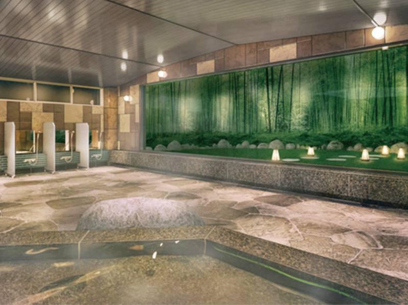 桂谷岩風呂