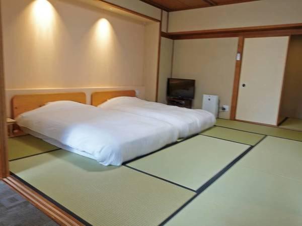 ベッド和室