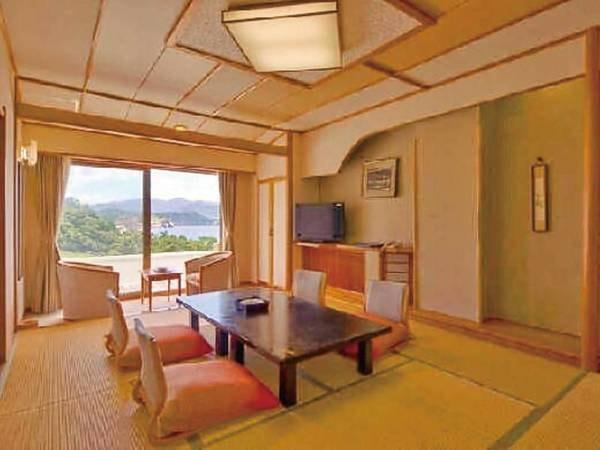 【海一望の4・5階和室/例】眺望にこだわりたい方はこちらがおすすめ