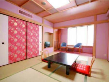 【本館10畳和室/例】バス・洗浄機能付きトイレ完備