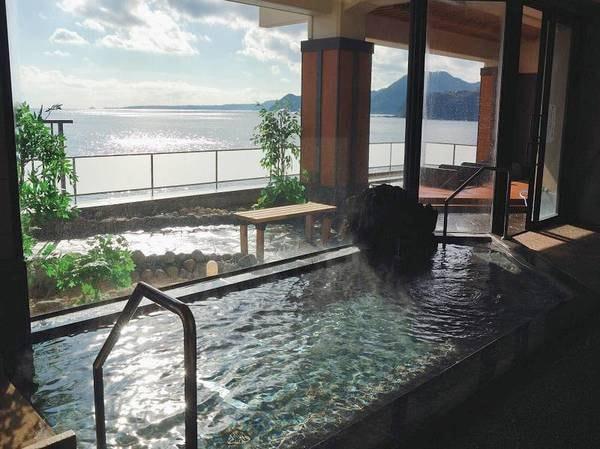 【大浴場/洋々湯苑】お好みのお風呂でゆっくりお過ごしください