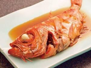 <おすすめオプション>金目鯛煮付け/例