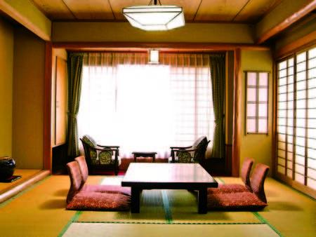 【和室/例】バス/洗浄機能トイレ付トイレ完備の10畳和室