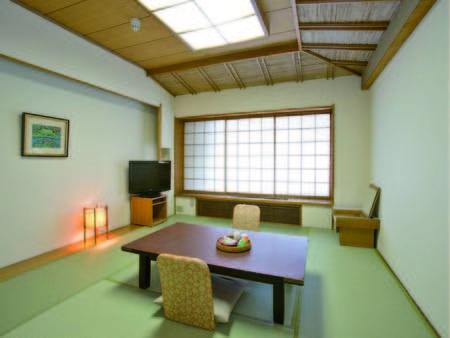 【客室/例】10畳以上の和室をご用意